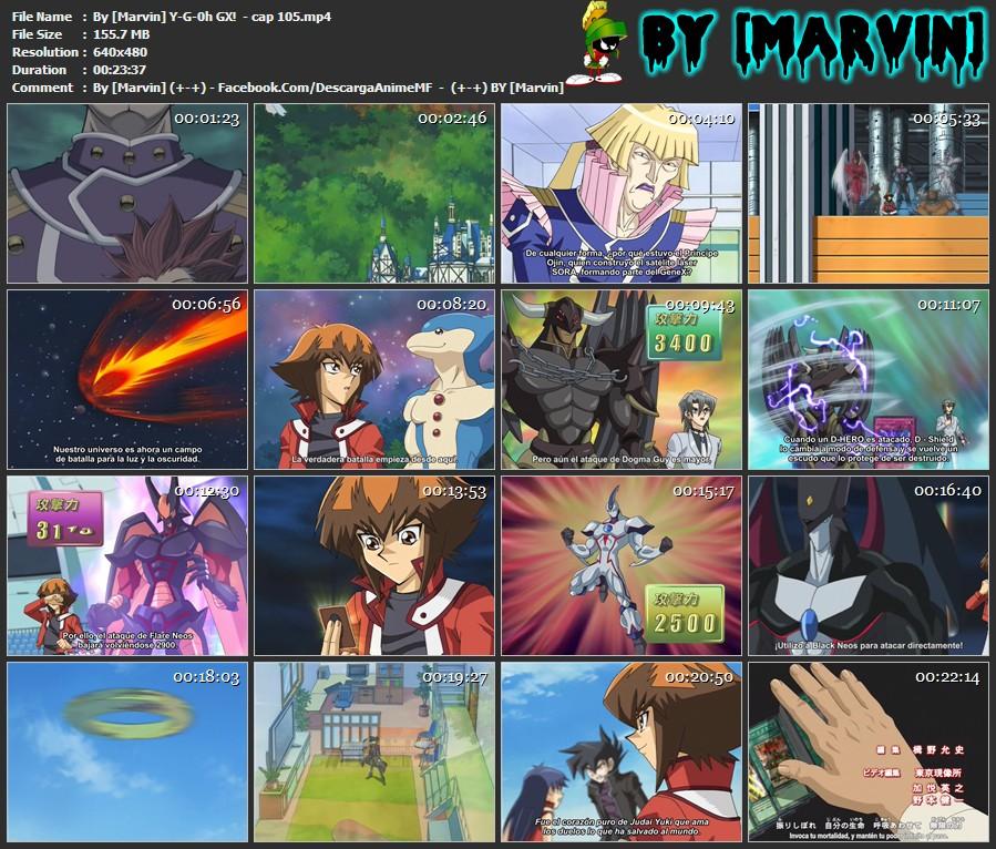By [Marvin] Y-G-0h GX! - cap 105.mp4